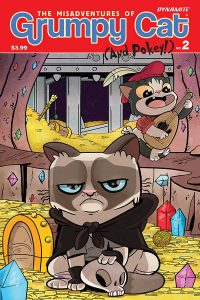 0002c Maiden 200x300 Grumpy Cat (And Pokey!)