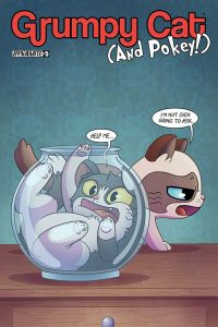 0005a Garbowska 200x300 Grumpy Cat (And Pokey!)