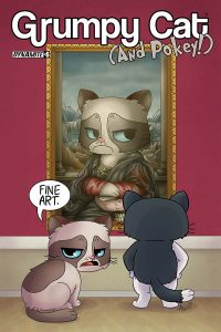 0006a Garbowska 200x300 Grumpy Cat (And Pokey!)