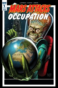 0001 Sub 1 198x300 Mars Attacks: Occupation
