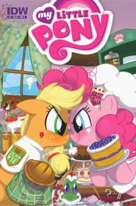 0001a 1 198x300 My Little Pony: Friends Forever