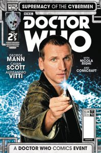 0002b 4 198x300 Doctor Who: Supremacy Of The Cybermen