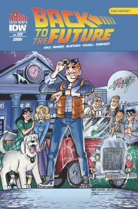 0003 Archie 198x300 Back To The Future