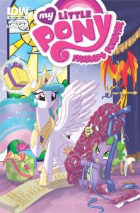 0003a 1 198x300 My Little Pony: Friends Forever