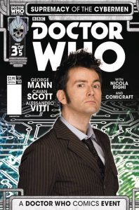0003b 10 198x300 Doctor Who: Supremacy Of The Cybermen