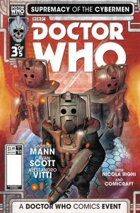 0003c 1 198x300 Doctor Who: Supremacy Of The Cybermen