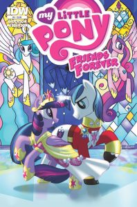 0004a 198x300 My Little Pony: Friends Forever