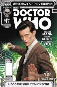 0004b 9 198x300 Doctor Who: Supremacy Of The Cybermen
