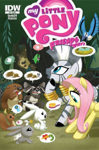 0005a 198x300 My Little Pony: Friends Forever