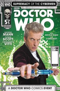 0005b 4 198x300 Doctor Who: Supremacy Of The Cybermen