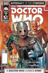 0005c 198x300 Doctor Who: Supremacy Of The Cybermen