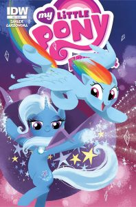 0006a 198x300 My Little Pony: Friends Forever