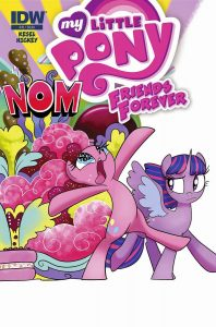 0012 198x300 My Little Pony: Friends Forever