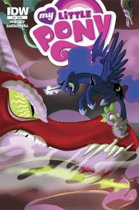 0014 198x300 My Little Pony: Friends Forever