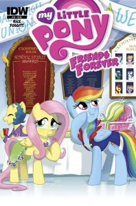 0018 198x300 My Little Pony: Friends Forever