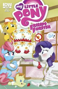 0019 198x300 My Little Pony: Friends Forever