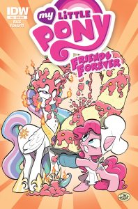 0022 198x300 My Little Pony: Friends Forever