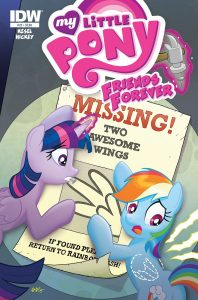 0025 198x300 My Little Pony: Friends Forever