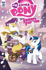 0026 198x300 My Little Pony: Friends Forever