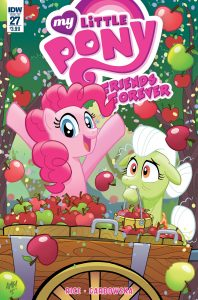 0027 198x300 My Little Pony: Friends Forever