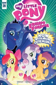 0028 198x300 My Little Pony: Friends Forever
