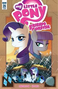 0029 198x300 My Little Pony: Friends Forever