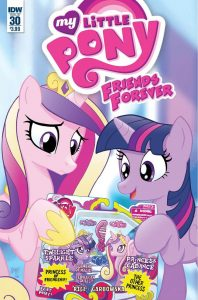 0030 198x300 My Little Pony: Friends Forever