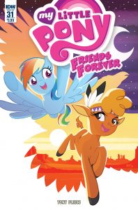 0031a 198x300 My Little Pony: Friends Forever