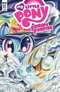 0031b 198x300 My Little Pony: Friends Forever