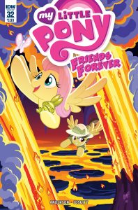 0032 2 198x300 My Little Pony: Friends Forever