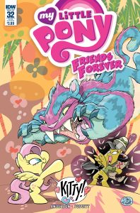 0032 Sub 198x300 My Little Pony: Friends Forever