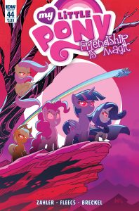 0044 1 198x300 My Little Pony: Friends Forever