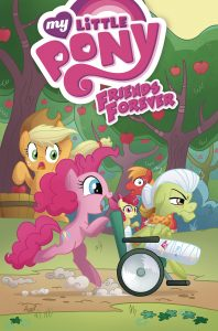 TPB 07 198x300 My Little Pony: Friends Forever