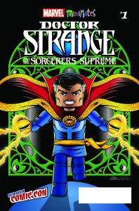 0001 2 198x300 Doctor Strange: And The Sorcerers Supreme