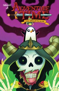0001 4 195x300 Adventure Time: 2016 Spoooktacular