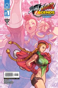 0001 Retailer 198x300 Street Fighter: Legends: Cammy