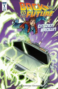 0001 Sub 198x300 Back To The Future: Citizen Brown