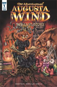 0001 Sub 4 198x300 The Adventures of Agusta Wind: The Last Story