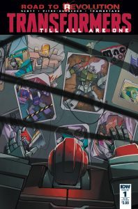 0001 Sub 5 198x300 Transformers: Till All Are One