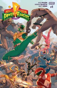 0001a 8 195x300 Mighty Morphin Power Rangers
