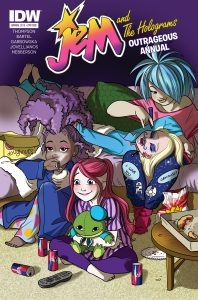 A2015b 198x300 Jem and the Holograms