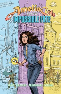 TPB 195x300 Amelia Cole And The Impossible Fate