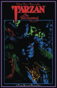 TPB 2 195x300 Tarzan: The Beckoning