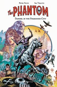 TPB 4 198x300 Phantom, The: Danger In The Forbidden City