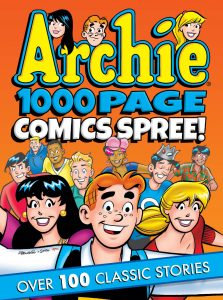 0001 5 223x300 Archie 1000 Page Comic Spree