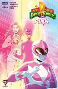 0001 Fried Pie 195x300 Mighty Morphin Power Rangers: Pink
