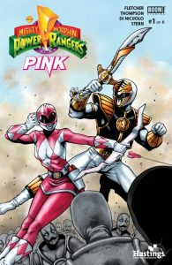 0001 Hastings 195x300 Mighty Morphin Power Rangers: Pink