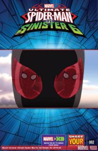 0002 2 195x300 Ultimate Spider man Vs The Sinister Six