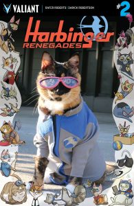 0002 Cat Cosplay 195x300 Harbinger: Renegades