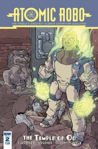 0002a 1 198x300 Atomic Robo: The Temple of Od